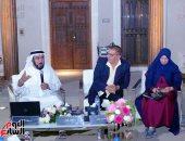 صور.. معهد الشارقة للتراث يتبنى توثيق التراث الإماراتى والعربى مكتوبا