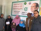 السودانيون والفلسطينيون الأكثر إقبالا بفحص 100 مليون صحة للأجانب بالشرقية