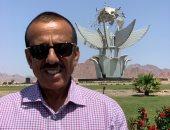 خلف الحبتور بافتتاح مضمار الهجن بشرم الشيخ: عسى يعم السلام كل أنحاء مصر