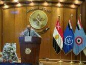 رئيس قضايا الدولة يهنئ عضوا بالهيئة لحصوله على زمالة كلية الدفاع الوطنى