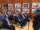 سفير مصر ببرلين يستعرض إنجازات مصر خلال احتفالية بحضور وزير الكهرباء