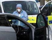 صور.. شرطة لندن تطلق النار على مركبة صدمت سيارة السفير الأوكرانى