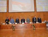رئيس جامعة أسيوط: تطوير التعليم العالى والبحث العلمى بما يحقق التنمية (صور وفيديو)
