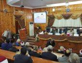 صور.. نائب رئيس جامعة الأزهر: الشائعات على شبكات التواصل الاجتماعى تهدد المجتمع
