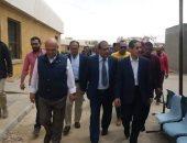صور.. رئيس جامعة قناة السويس: شراء أجهزة جديدة لتطوير الخدمة الصحية بالمستشفيات الجامعية