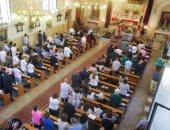 مطران الأرمن الكاثوليك يترأس قداس خميس العهد بكنيسة سانت تريز الخميس المقبل