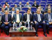 مهاب مميش : بدء تنفيذ الأعمال الإنشائية لمجمع البتروكيماويات بالسخنة