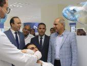 تنمية مهارات الطلاب وعرض ابتكاراتهم بالمؤتمر العلمي الأول بطب أسنان كفر الشيخ