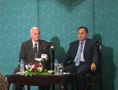 نبيل فهمى: الشرق الأوسط فى مفترق طرق ويواجه تحدى إنشاء نظام عالمى أكثر إنصافا