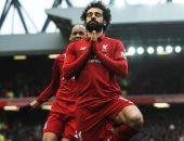 """محمد صلاح يكتسح استفتاء صحيفة """"ماركا"""" لأفضل لاعب فى تاريخ مصر"""
