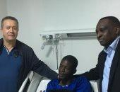 الاتحاد المغربي يتكفل بعلاج حارس حوريا الغيني