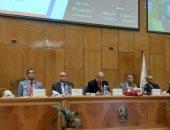 صور .. انطلاق مؤتمر آفاق التنمية فى الوطن العربى بجامعة أسيوط