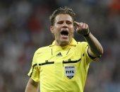 الألمانى بريش حكماً لموقعة برشلونة ضد مانشستر يونايتد بدورى الأبطال