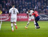 سان جيرمان يتلقى أكبر خسارة بالدوري الفرنسي أمام ليل وتأجيل التتويج