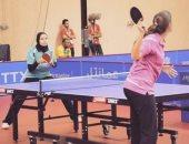 منها مواجهة الأشقاء.. الطاولة يحقق ميداليات متنوعة بالبطولة الأفريقية فى غانا