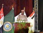 الندوة التثقيفية بجامعة المنصورة تعرض بطولات شهداء مصر فى الحرب ضد الإرهاب