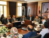 محافظ الإسكندرية: الانتهاء من أعمال ترميم الحفر بالشوارع خلال شهر