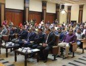 وزارة الرياضة تطلق برنامج دعم المبادرات الشبابية.. صور