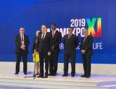 الرئيس التنفيذى لشركة روساتوم: 70 دولة تشارك فى منتدى اتوم إكسبو 2019