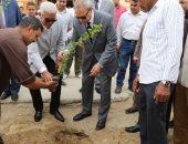 محافظ قنا: إطلاق المرحلة الثانية من مبادرة السيسى لزراعة مليون شجرة