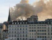 كاتدرائية نوتردام فى باريس تحتفل بأول قداس بعد شهرين على الحريق السبت المقبل