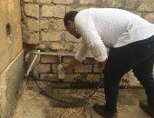 مياه الشرب بالأقصر تعلن غسيل وتطهير الشبكات والخطوط بالحبيل استعدادا للصيف