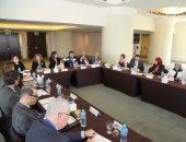 وزير التعليم العالى يبحث آليات التعاون مع وفد من الجامعات الأمريكية