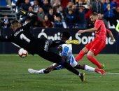 ليجانيس ضد ريال مدريد.. الملكي يواصل السقوط بتعادل جديد فى الدوري الإسباني