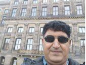 قارئ يشارك بصور عائلته خلال زيارة كنيسة نوتردام بفرنسا