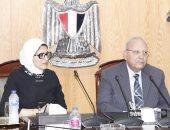 وزيرا العدل والصحة يبحثان إعداد قانون إنشاء صندوق لمواجهة الطوارئ الطبية