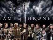فيديو وصور..كيف دعم نجوم العالم المسلسل الاكثر جماهيرية GAME OF THRONES ؟
