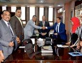 محافظ بنى سويف:بروتوكول تعاون مع مجلس الشباب المصرى لدعم قدرات الشباب