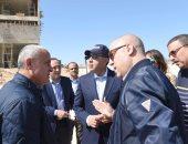 رئيس الوزراء من العلمين: الرئيس يضع مدن الجيل الرابع على أجندة الأولويات