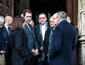 """وزير داخلية فرنسا: سنعيد بناء كاتدرائية """"نوتردام"""""""