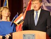 سفير الاتحاد الأوروبى: نعمل على تعزيز شراكتنا مع مصر