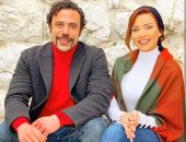 """صور.. محمد إمام يعلن مشاركة اللبنانية داليدا خليل فى مسلسله """"هوجان"""""""