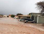 """فيديو.. الإمارات تشهد أعلى كميات أمطار فى تاريخ الدولة والسبب """"تلقيح السحب"""""""