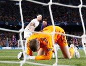 ملخص وأهداف مباراة برشلونة ضد مانشستر يونايتد في دوري أبطال أوروبا