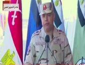 قائد المنطقة الشمالية: تعظيم قدراتنا القتالية لردع من يفكر فى العبث بأمننا