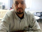 """""""أحمد"""" يعانى تلعثم بالكلام ويطالب المسئولين بتوفير فرصة عمل ضمن نسبة الـ5%"""