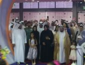سلطان القاسمى يدعم مهرجان الشارقة القرائى للطفل بـ 2.5 مليون درهم