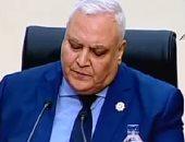 رئيس الهيئة الوطنية للانتخابات يستعرض المواد المقترح تعديلها بالدستور
