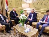 صور.. رئيس لجنة العلاقات الخارجية بالبرلمان يستقبل سفير أرمينيا لبحث سبل التعاون
