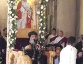 البابا تواضروس: لا أهتز أمام الأكاذيب ضدى وأعمل أمام الله بأمانة