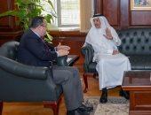 محافظ الإسكندرية يبحث سبل التعاون مع قنصل عام السعودية