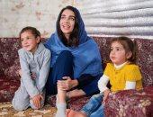 ماذا قالت جيسيكا قهواتى عارضة الأزياء بعد زيارتها مخيمات اللاجئين فى الأردن؟