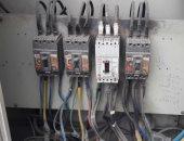 """اضبط مخالفة.. كشك كهرباء مفتوح على رصيف مستشفى الصحة النفسية ببورسعيد """"صور"""""""