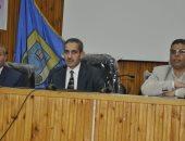 رئيس جامعة القناة : المشاركة فى إستفتاء التعديلات الدستورية واجب وطنى