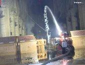 تعرف على الروبوت الذى ساعد فى إنقاذ كاتدرائية نوتردام.. فيديو
