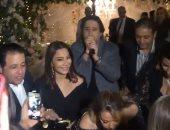 بسمة وهبى تحتفل بعيد ميلادها فى حضور نجوم الفن والإعلام